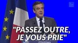 Pour se défendre, Fillon se compare à Jeanne