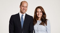 Duke And Duchess Of Cambridge Share Latest Family Photo With Prince George And Princess