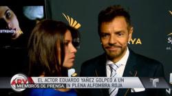 El cachetadón de Eduardo Yáñez que dejó atónito a Eugenio