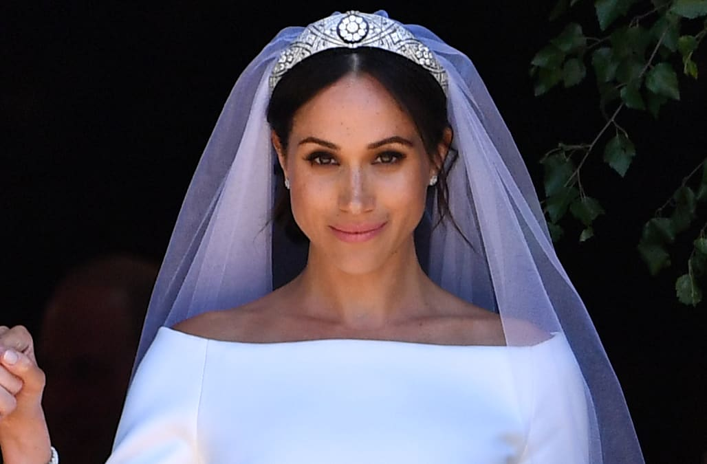 4d1d929dd376c6 Meghan Markle-inspired wedding gowns to wear on your big day - AOL ...