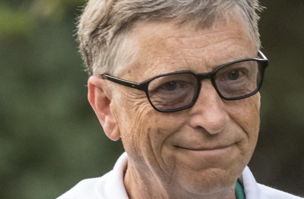 Bill Gates says he's 'heartbroken' by the death of his
