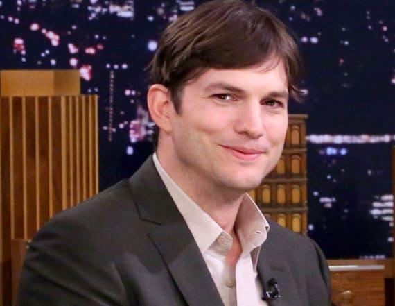 Ashton Kutcher's daughter, 2, speaks 3 languages