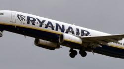El irónico comentario de un azafato de Ryanair que sorprende en pleno