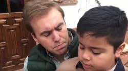 El vídeo deseando la muerte a Pedro Sánchez que ha compartido el