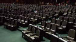 Para arreglar la Cámara de Diputados sí hay dinero, ya gastaron casi 18 millones de