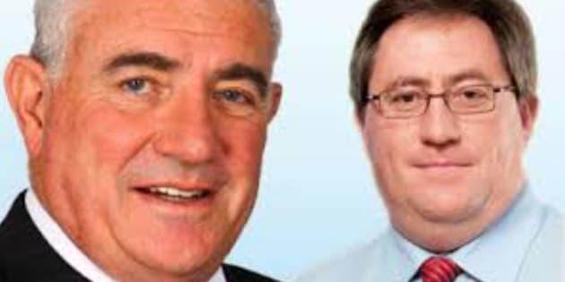 Roy Marcus and Jaco van Schoor.