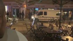 Les images de Strasbourg et son marché de Noël bouclé après la