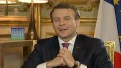 Interrogé sur son plat indien préféré, Macron a pris une précaution avant de