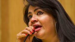 Nestora Salgado responde a Meade: