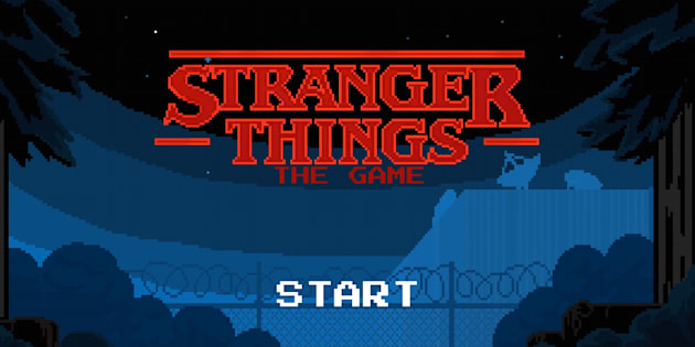 Stranger Things gets an official game ahead of Season 2 premier