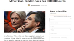 160.000 signatures pour réclamer à Fillon le remboursement des 500.000