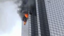 Un incendie dans la Trump Tower fait un mort et quatre
