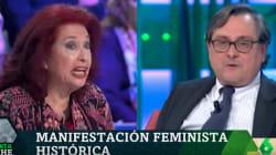 El comentario de una histórica feminista que dejó con esta cara a