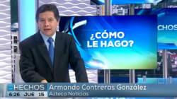 QEPD. Falleció Armando Contreras, periodista de TV