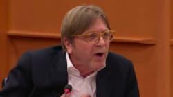 Ce député européen a fait passer un sale quart d'heure à Mark
