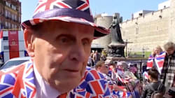 83-Year-Old Royal Watcher Offers To Walk Meghan Markle Down The