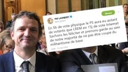 Ce député LREM met en garde son parti après la participation au Congrès