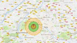 Voici l'impact que pourrait avoir sur Paris une bombe nucléaire aussi puissante que celle testée par la Corée du