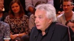Michel Sardou a étonné Yann Barthès avec ses déclarations sur les