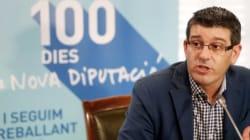 Detenido el presidente de la Diputación de Valencia por un presunto caso de