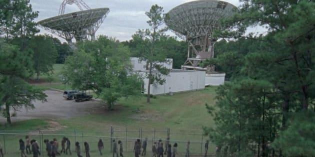 La base satellite fait l'objet d'un enjeu clé dans ce 2ème épisode.