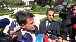 Valls aux journalistes: