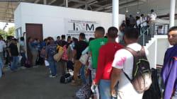 Centroamericanos solicitaron más tarjetas humanitarias en una semana que las expedidas en