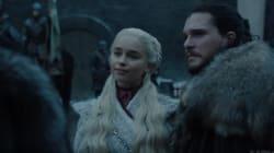 El tenso encuentro entre Sansa y Daenerys en las primeras imágenes del final de 'Juego de