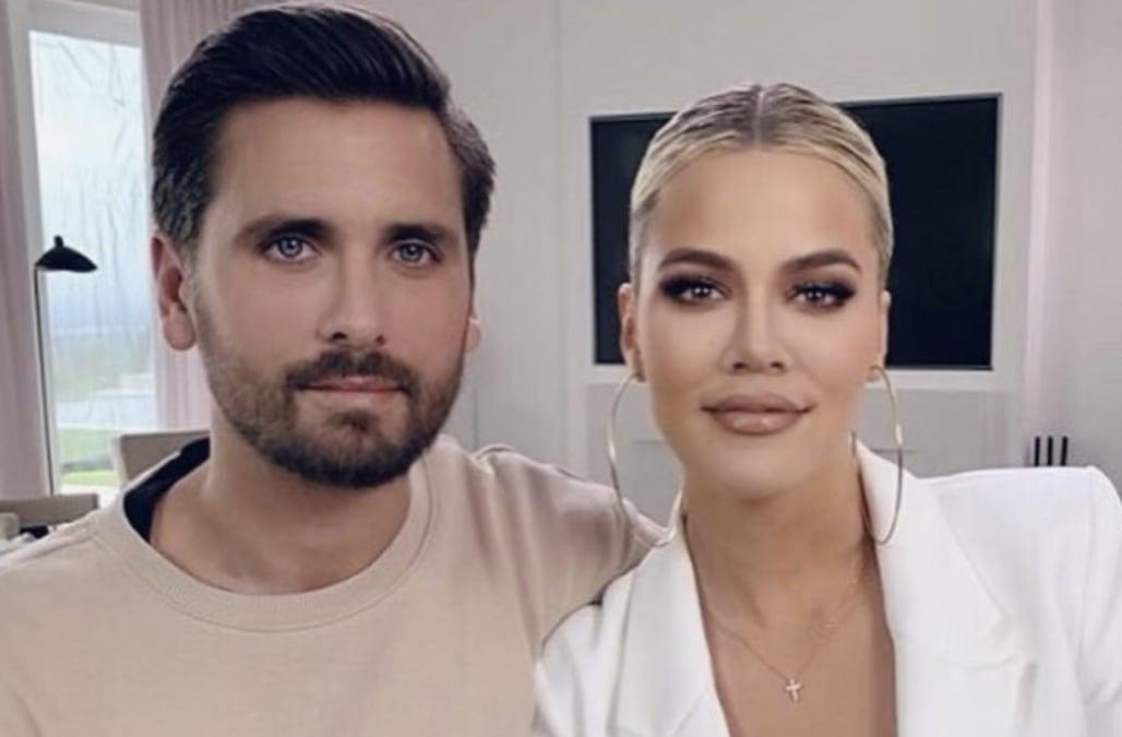 Khloe Kardashian explains why she and Scott Disick 'started holding