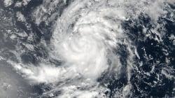 Huracán Irma alcanza la categoría