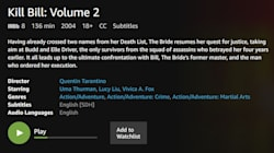 Avec Prime Video, Amazon propose des centaines de films et séries, mais pas toujours en