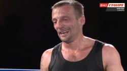 Mathieu Kassovitz n'a pas gagné son combat de boxe, mais l'important était