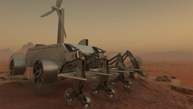NASA unveils the winners of its Venus rover design competition