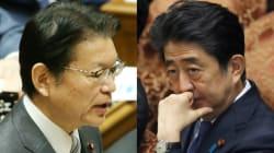 自民党、野党の質問時間の削減検討 長妻昭氏「姑息な試み」と猛批判