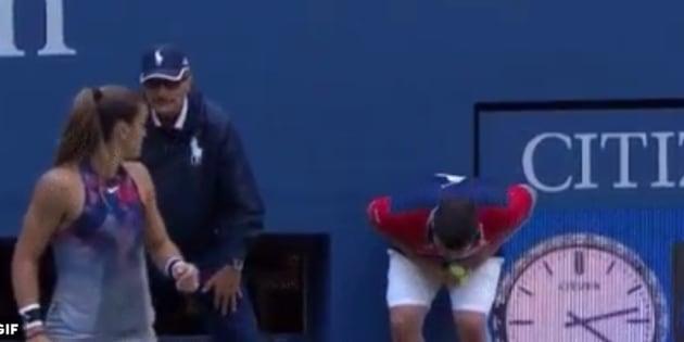 Venus Williams a laissé un souvenir douloureux à ce ramasseur de balles