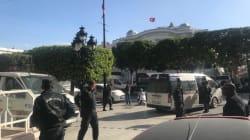 Une femme s'est fait exploser dans le centre de Tunis, une vingtaine de
