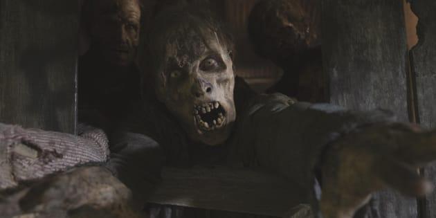 """La saison 10 de """"The Walking Dead"""" sera diffusée dès octobre 2019 sur AMC."""