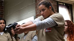 See What Daya Does In The Seconds After That 'Orange Is The New Black'