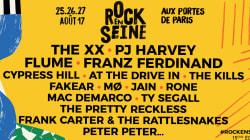 Les têtes d'affiche de Rock en Seine sont