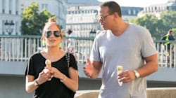 This Photo Of Jennifer Lopez and A-Rod With Their Kids Is Beyond