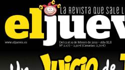La demoledora portada de 'El Jueves' que triunfa como pocas por cómo cuestiona el juicio del