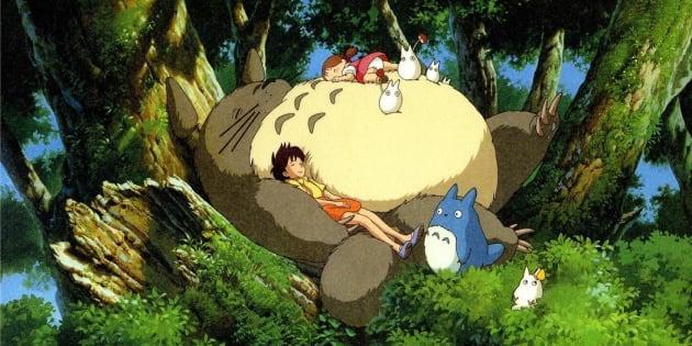 """Le Studio Ghibli va construire un parc d'attraction dédié à """"Mon voisin Totoro"""""""