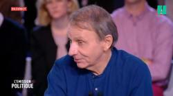 Michel Houellebecq :