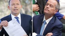 'Show It Or Shut Up!' Abbott Wants To Duel Shorten On Dual