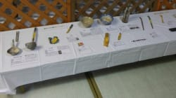 沖縄戦遺品の効果的展示を目指して