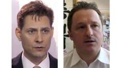 Les deux Canadiens détenus en Chine soupçonnés de vol de secrets