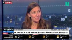La retraite de Marion Maréchal-Le Pen cacherait un