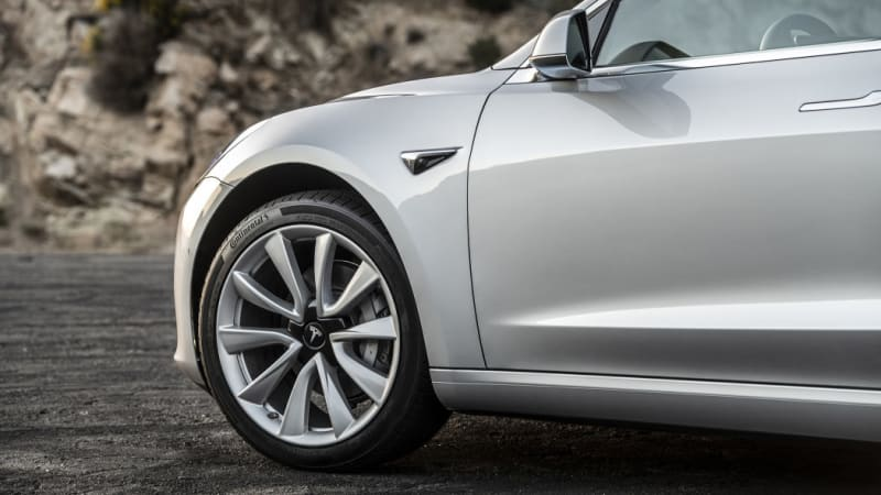 These are the electric cars with the best predicted resale value