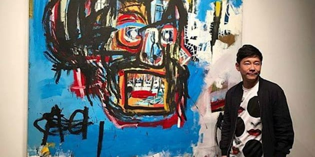 Basquiat painting fetches record US$110.5m at NY auction