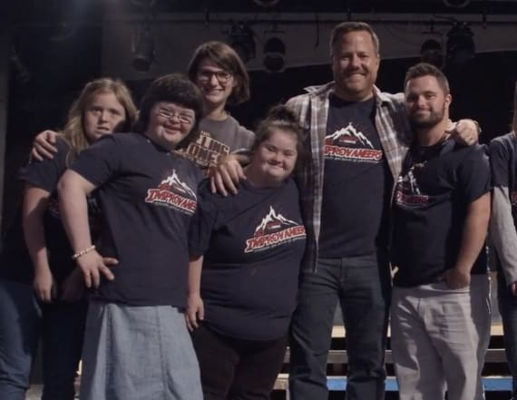 Nonprofit gives courage to those with Down syndrome
